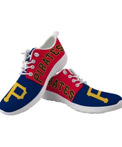 Pittsburgh Pirates Custom Print Shoes Sport