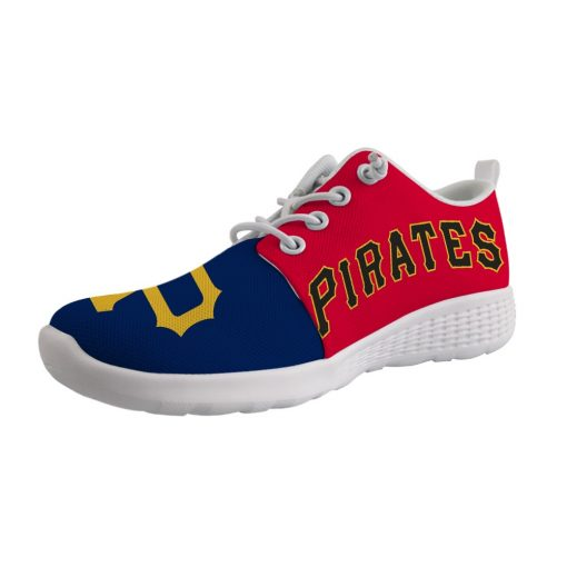 Pittsburgh Pirates Custom Print Shoes Sport