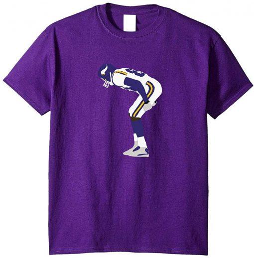 Purple Minnesota Moss Mooning Crowd T Shirt Men Women Customize O Neck TEE Shirt