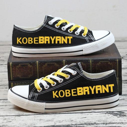 RIP Kobe Bryant Black Mamba 24 Commemorate Shoes Sport