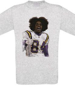 Randy Moss Minnesota American Football T Shirt alle Grosen NEU 5