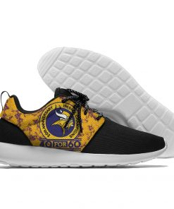 Running Shoes Lace Up Viking Sport Shoes conandtable Jogging Walking Athletic Shoes light weight from minnesota 1