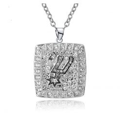 San Antonio Spurs Championship Necklace