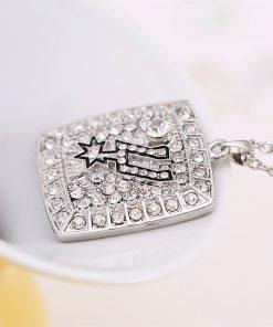 San Antonio Spurs Championship Necklace