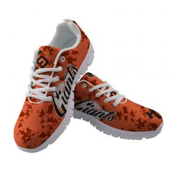 San Francisco Giants Custom 3D Print Running Shoes