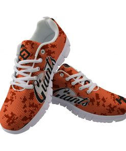 San Francisco Giants Custom 3D Print Running Shoes
