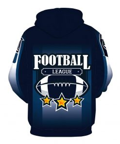 Seattle Seahawks Football Fans Hoodies