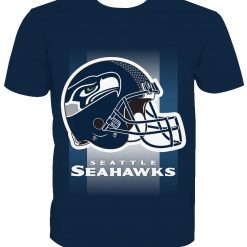 Seattle Seahawks Football Fans T-shirt