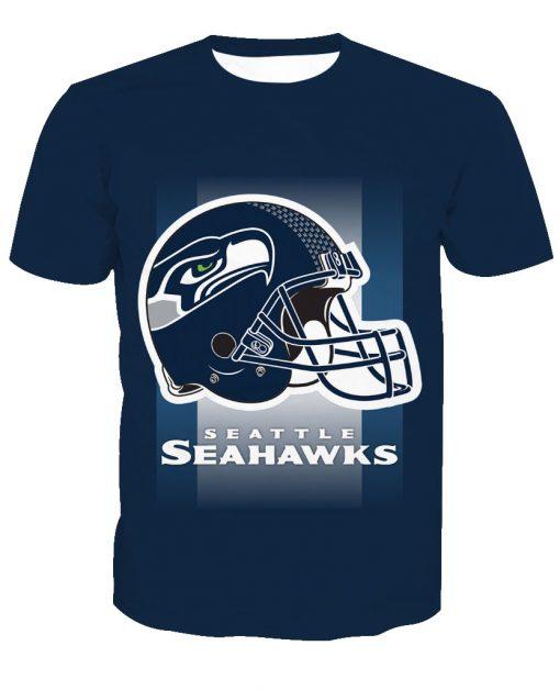 Seattle Seahawks Football Fans T-shirt