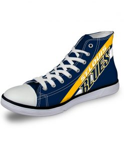 St. Louis Blues Lace-Up Shoes Sport