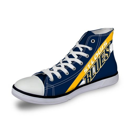 St. Louis Blues Lace-Up Shoes Sport