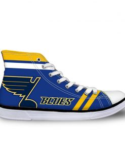 St. Louis Blues 3D Casual Canvas Shoes Sport