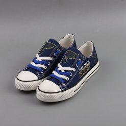 St. Louis Blues Limited Low Top Canvas Shoes Sport