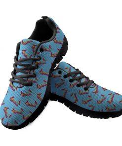 St. Louis Cardinals Custom 3D Running Shoes
