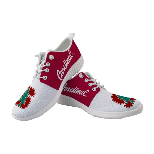 Stanford Cardinal Customize Low Top Sneakers College Students