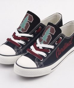 StanfordCardinal Limited Low Top Canvas Sneakers