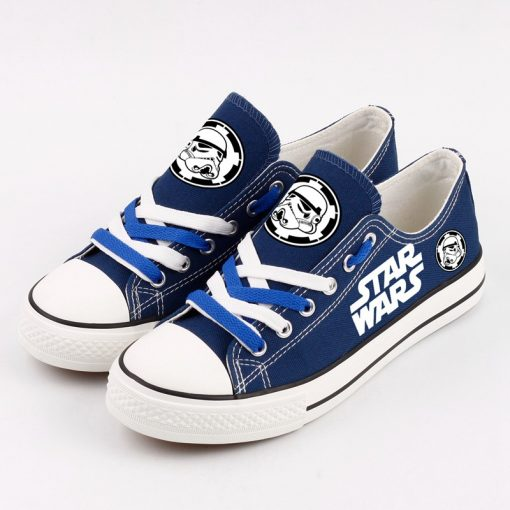 Star Wars Stormtrooper Low Top Adults Running Shoes