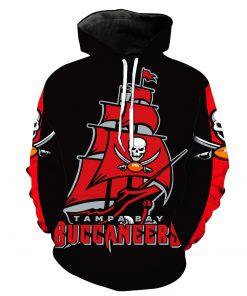 Tampa Bay Buccaneers Football Hoodies