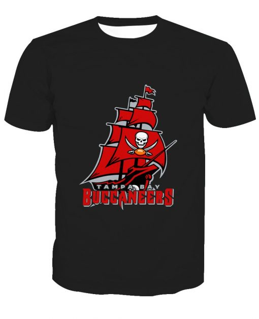 Tampa Bay Buccaneers Football Fans T-shirt
