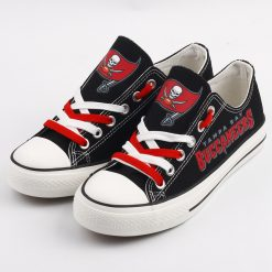 Tampa Bay Buccaneers Limited Low Top Canvas Shoes Sport