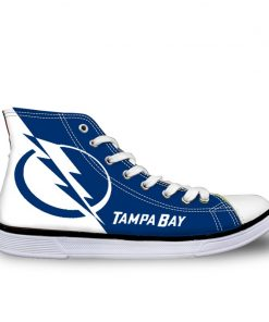 Tampa Bay Lightning 3D Casual Canvas Shoes Sport