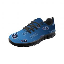 Tennessee Titans Custom 3D Running Sneakers