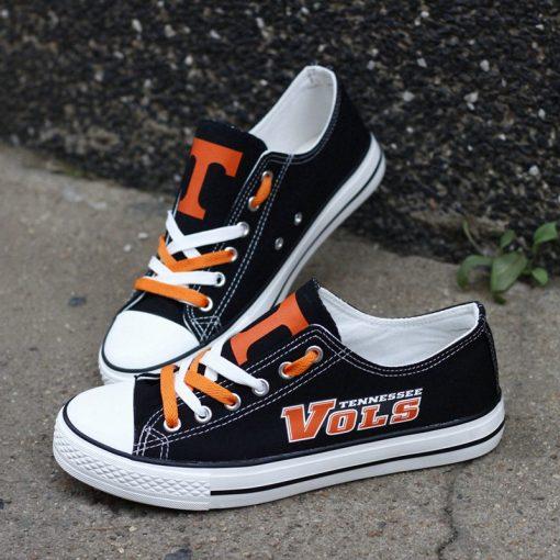 Tennessee Volunteers Limited Low Top Canvas Sneakers