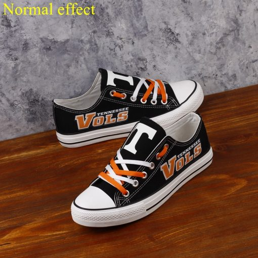 Tennessee Volunteers Limited Luminous Low Top Canvas Sneakers