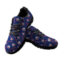 Texas Rangers Flats Adults Casual Shoes Sports