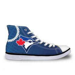 Toronto Blue Jays Lace-Up Shoes Sport