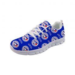 Toronto Blue Jays Custom 3D Running Shoes