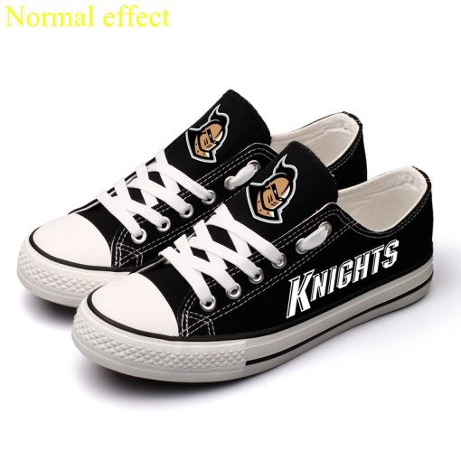 UCF Knights Limited Luminous Low Top Canvas Shoes Sport