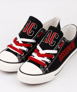 AC Milan Team Limited Canvas Shoes Sport