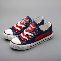 Arsenal Team Canvas Shoes Sport