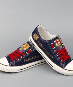 Barcelona Casual Flats Sneakers