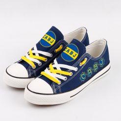 Boca Juniors Team Canvas Sneaker