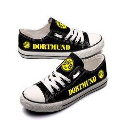 Borussia Dortmund Team Canvas Shoes Sport