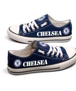 Chelsea Team Canvas Shoes Sport