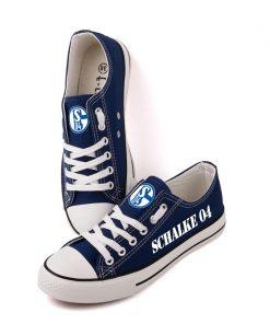 FC Schalke 04 Team Canvas Shoes Sport