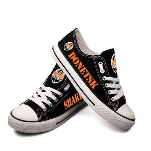 FC Shakhtar Donetsk Team Canvas Shoes Sport
