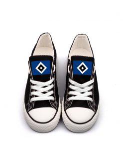 Hamburger Sportverein Team Canvas Shoes Sport