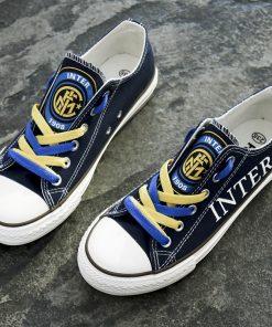 Internazionale Milano Team Canvas Shoes Sport