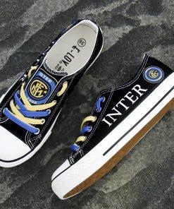 Internazionale Milano Team Canvas Sneakers