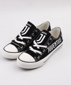 Juventus Team Low Top Canvas Shoes Sport