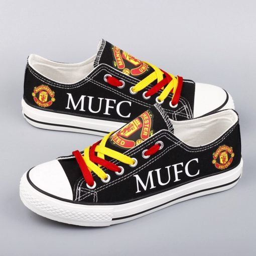 Manchester United Team Canvas Shoes Sport