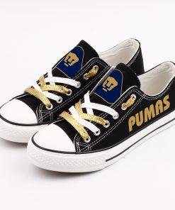 Pumas UNAM Team Canvas Shoes Sport