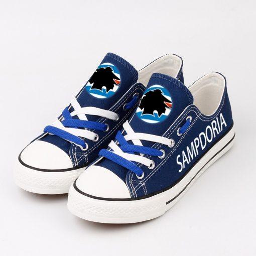 Sampdoria Team Canvas Sneaker