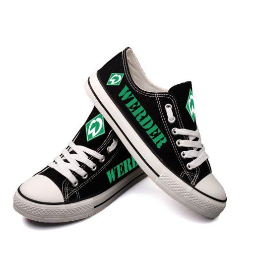 Sportverein Werder Bremen Team Canvas Shoes Sport