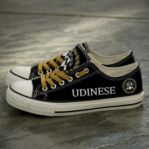 Udinese Team Canvas Shoes Sport