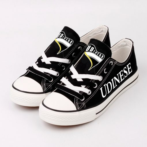 Udinese Team Printed Canvas Shoes Sport